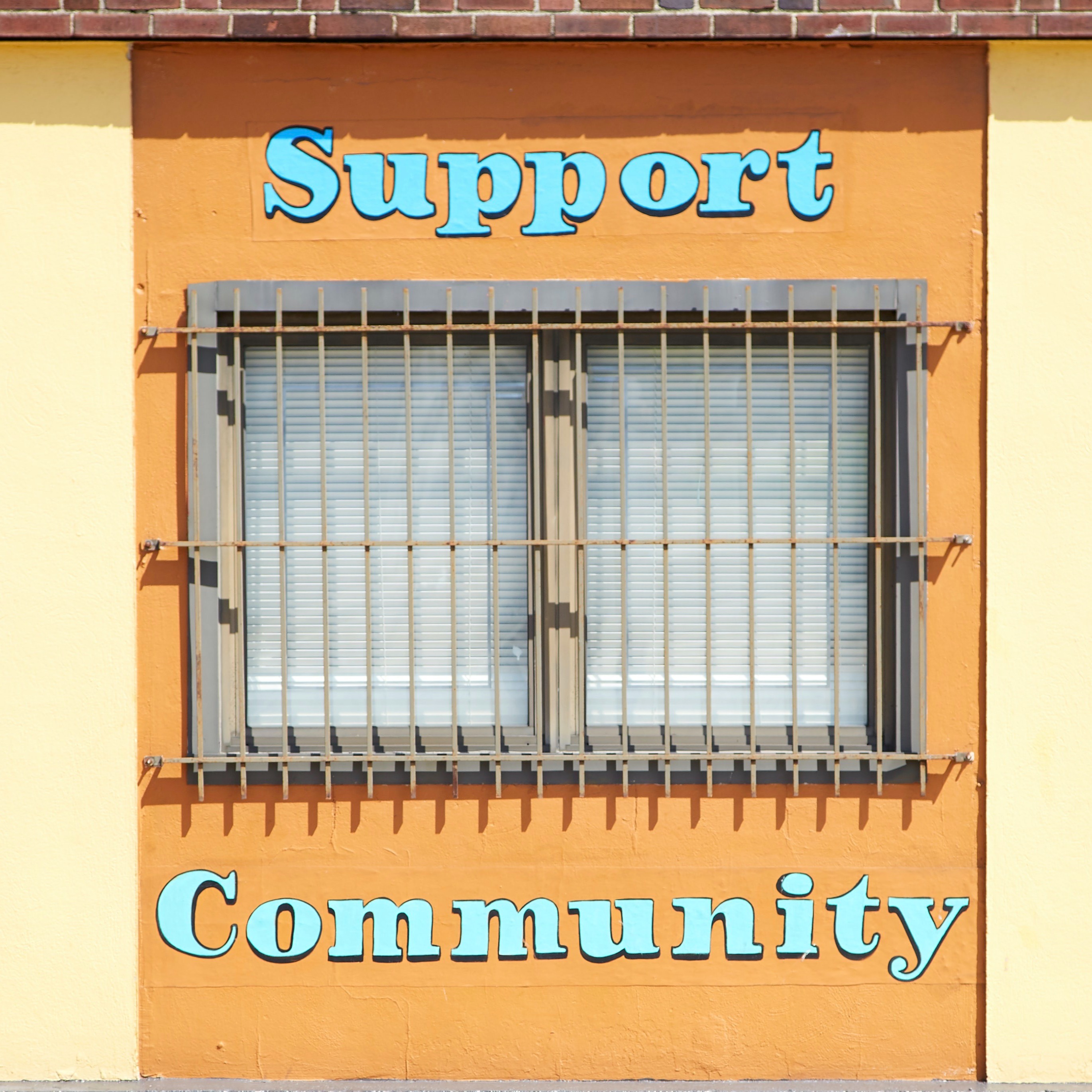 Support community-1