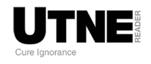 Utne Reader Logo